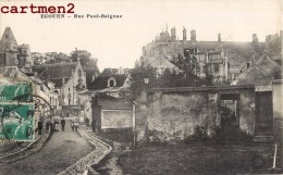 ECOUEN RUE PAUL SAIGNAC 95 VAL D'OISE - Ecouen