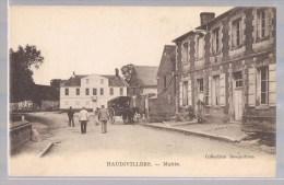 HAUDIVILLERS . Mairie . - France
