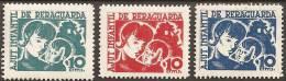 ESPAÑA - GUERRA CIVIL - Viñetas De La Guerra Civil