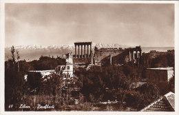 Liban - Beyrouth - Baalbeck