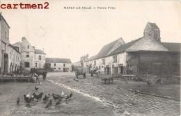 MARLY-LA-VILLE FERME FILOU 95 VAL-D'OISE - Marly La Ville