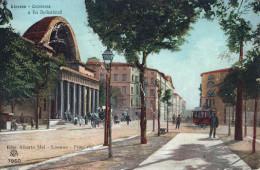 ITALIE - Livorno - CPA - Cisternone E Via De-Larderell - Livorno
