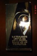 La Trilogie Srar Wars Ed Spéciale.Lucas Film Ltd.Version Française Format Cinéma.THX Master Digital. - Ciencia Ficción Y Fantasía