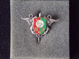 """Insignes Militaire """"708ème Groupement Essences Force Rapide"""" -  Military Badges - - Armée De Terre"""