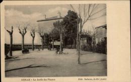 11 - AZILLE - Jardin Des Plantes - Autres Communes