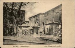11 - AZILLE - Place Du Marché - Autres Communes