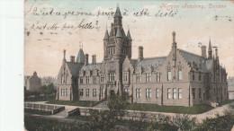 Scotland Écosse - Dundee - Morgan Academy - School College - Circulée - Valentines Series       TDA60 - Angus