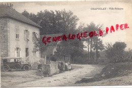 87 - CHAPTELAT -VILLA PALMYRE -  EDITEUR FUMET  RARE - Other Municipalities
