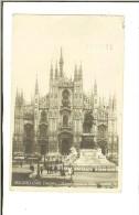 Ed B.Traldi 516 - Milano Duomo Monumento A Vitt. Emanuele-  Timbre 1927 Verso 75 Lire - Milano (Milan)