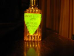 ESSENCE LAVANDE VRAIE _ D. PERALDI  *  Lavandiculteur __ CAYLUS . T & G  ____   Années 60 - Perfume Miniatures