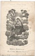 243. VICTORIA VANDORMAEL -  Huisvrouw Van PETRUS JEURIS - ALKEN 1849 (32j.) - Images Religieuses