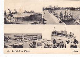 Aw - Cpsm Grand Format Sénégal - Le Port De Dakar - Sénégal