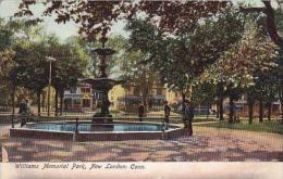 New Hampshire New London Williams Memorial Park