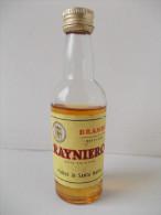 - Ancienne Mignonnette BRANDY RAYNIERO - - Mignonnettes