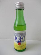 - Ancienne Mignonnette PERNOD LIGHT - - Mignonnettes