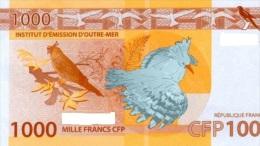 Polynésie Française - 1000 FCFP - 2014 - N° 470814 D0 / Signatures Noyer-de Seze-La Cognata - Neuf  / Jamais Circulé - Papeete (French Polynesia 1914-1985)