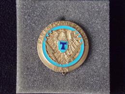 """Insignes Militaire """"Ecole D'Application Des Transmissions - E.A.T."""" -  Military Badges - - Armée De Terre"""