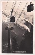 Carte Postale Ancienne - Montagne - Alpinisme - Chamonix Mont Blanc - Téléférique Brévent - Alpinisme