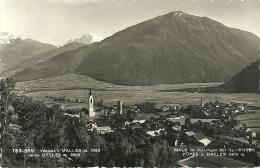 MALLES VENOSTA  BOLZANO   La Val Venosta Verso L'Ortles - Bolzano