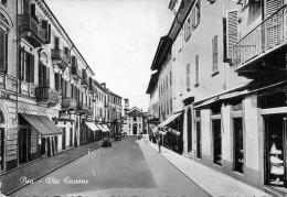 "03258 ""(CUNEO) - BRA - VIA CAVOUR"" ANIMATA, AUTO. CART.  NON SPED. - Cuneo"