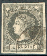 Spanisch-Westindien 1862 Michel N° 12 Gestempelt - Cuba