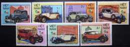 VIETNAM  REP.SOCIAL.          N° 623/629             NEUF** - Vietnam