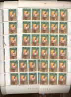 FOLON  2 Feuilles Neuves Et Morceau De 26 = 86 Tp - Ongebruikt