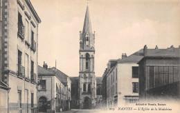 NANTES  -  L'église De La Madeleine - Nantes