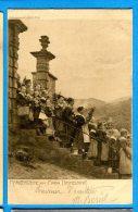 F570, Schwarzwald Idylle No 39, Kräuterweihe Am Maria Himmelfahrt, Précurseur, Circulée 1904 - Allemagne
