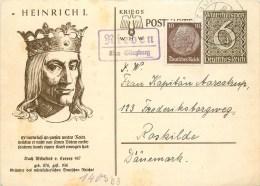 Germany 1939 - Entiers Postaux