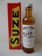 - Ancienne Mignonnette SUZE Avec Sa Boite En Carton - - Mignonnettes