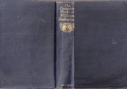 The Complete Works Of William Shakespeare - Odhams Press - Anthologies