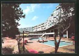 AK Rovinj, Hotel Tstra . Crveni Otok, Pool - Kroatien
