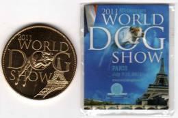 Arthus-Bertrand : Trésors De France : World Dog Show 2011 : Chien & La Tour Eiffel - Arthus Bertrand