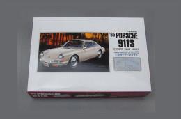 ´65 Porsche 911S  1/32 ( Micro Ace ) - Cars