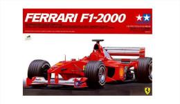 Ferrari F1-2000 1/20 ( Tamiya ) - Cars