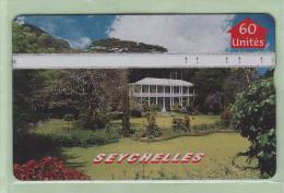 Seyschelles - 1996 State House 60u - SEY-36 - VFU - Seychelles