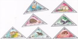 Mongolia 1984 Rodents MNH - Knaagdieren