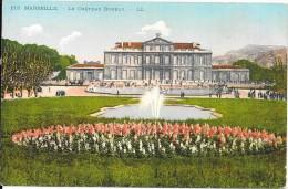 MARSEILLE - 13 - CPA COLORISEE Du Chateau Borély - VAN - - Marseille