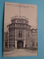 Colonie De Bienfaisance Entrée Principale ( Prop. L Van Hoof-Roelans ) Anno 1908 ( Zie Foto Voor Details ) ! - Hoogstraten