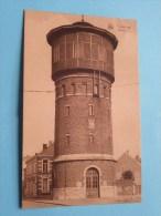 WATERTOREN ( L Claes ) Anno 19?? ( Detail FORST Wielemans : Zie Foto Voor Details ) ! - Turnhout