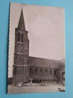 KERK ( Copyright Th. Meeuwezen ) Anno 19?4 ( Fotokaart / Zie Foto Voor Details ) ! - Rijkevorsel