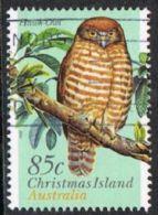 Christmas Island SG429 1996 Land Birds 85c Good/fine Used - Christmas Island
