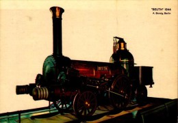 """BEUTH""1844...CPM - Trains"
