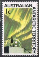 Australian Antarctic Territory SG8 1966 Definitive 1c Unmounted Mint - Australian Antarctic Territory (AAT)
