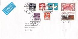 Brief 1990 In Die DDR (q044) - Dänemark
