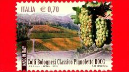 ITALIA - Usato - 2013 - Made In Italy: Vini DOCG - 0,70 € • Colli Bolognesi Classico Pignoletto - 2011-...: Usati