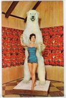 Polar Bear, Blue Mt Hotel, Harrisburg PA - Ours