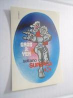 SCARPE SUPERGA - GRAG & YEK  -  STICKER  ADESIVO   AUTOCOLLANT - Pegatinas