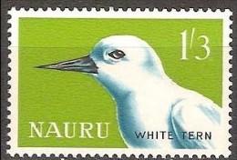 Nauru 1963 1965 Yvertn° 51 *** MNH  Cote 8 Euro Faune Oiseaux Vogels Birds - Nauru